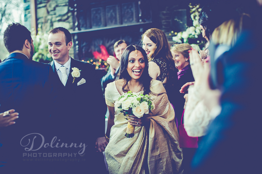 wedding Photographers Killarney - Muckross Park Hotel