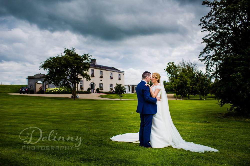 wedding photographer Wedding Photographer Dublin - Clonabreany House, Kells