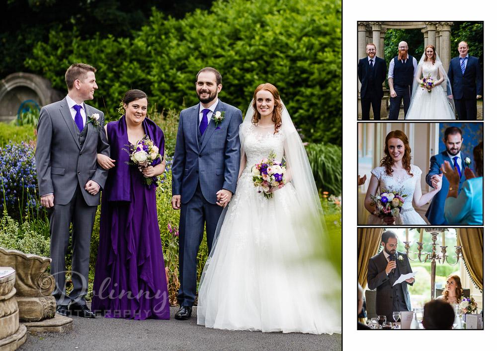 Wedding Photographer Kilder - Killashee House Hotel, Naas-17