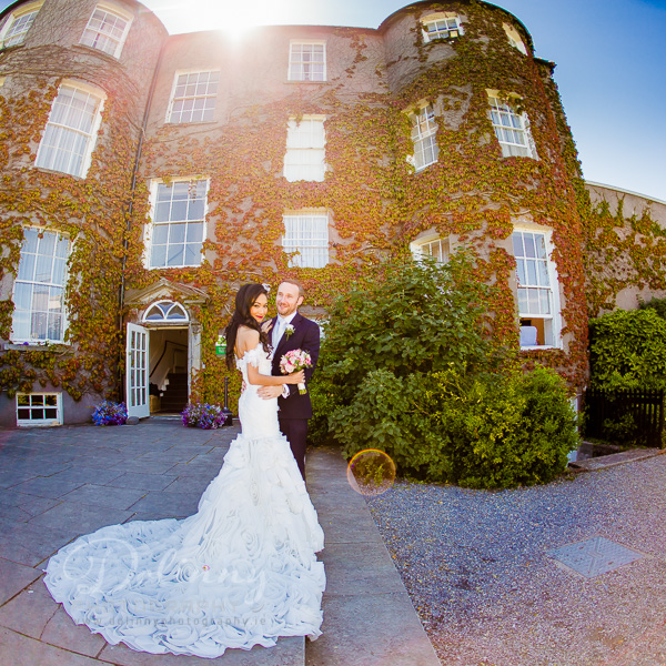 Wedding Photographer Kilkenny - Butler House Kilkenny